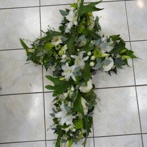 Deuils - Croix blanche 200€