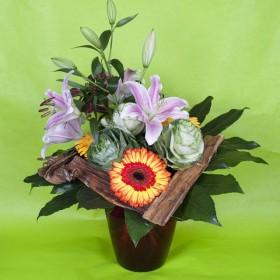 bouquet ecorse