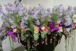 Marc Moreau Maître en art floral